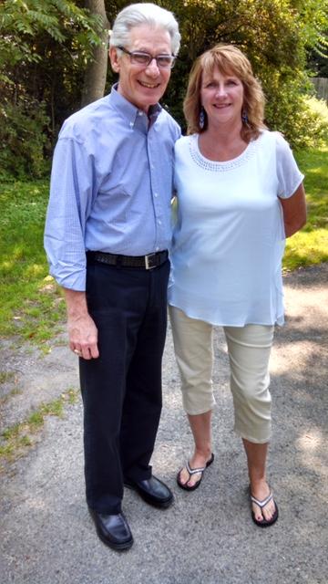 Diane & Dr. Brian Weiss