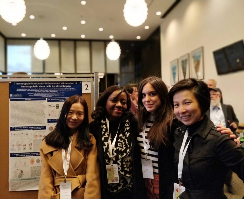 NYSCF Conference