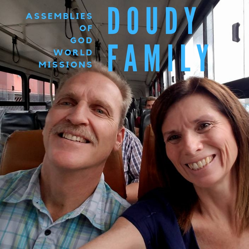 Copy of Doudy Family Paso Robles Church Missions