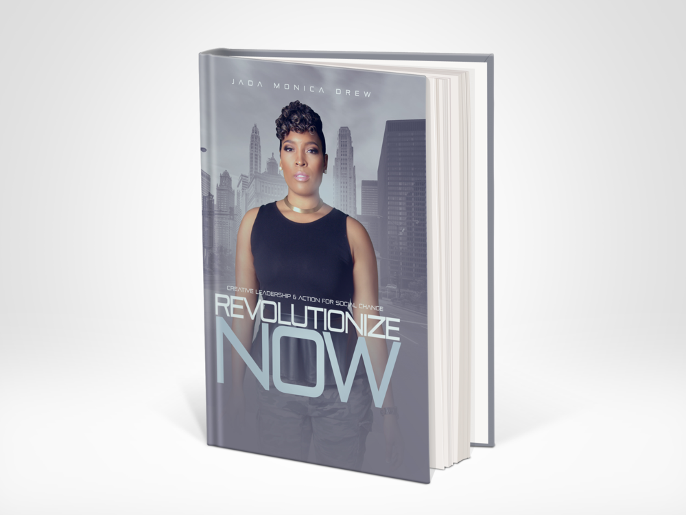 Order Revolutionize Now: Creative Leadership & Social Change