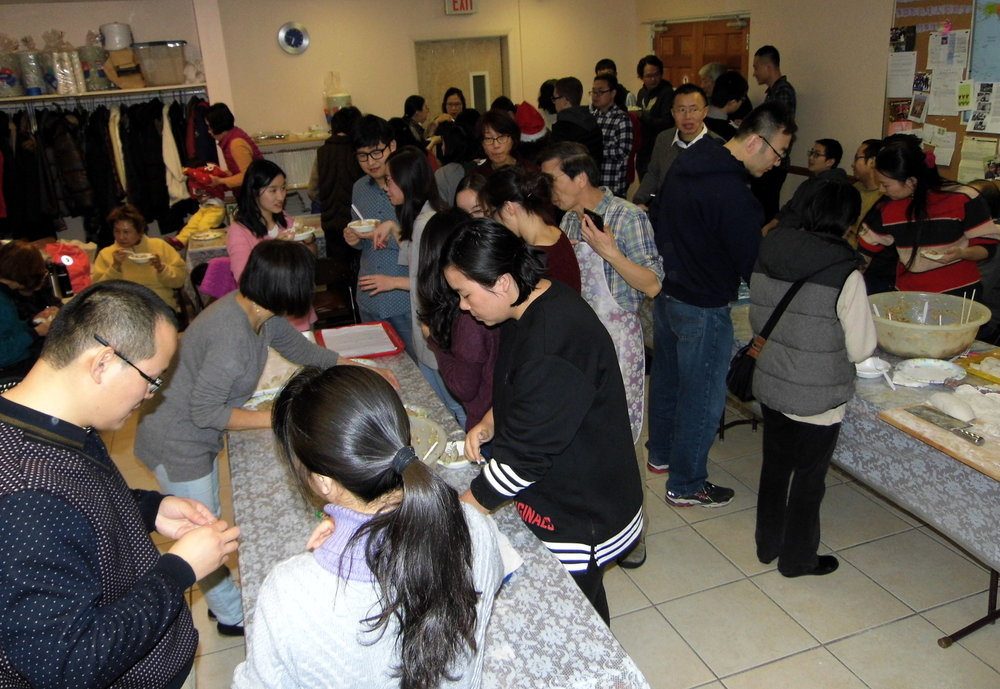 the Chinese Congregation