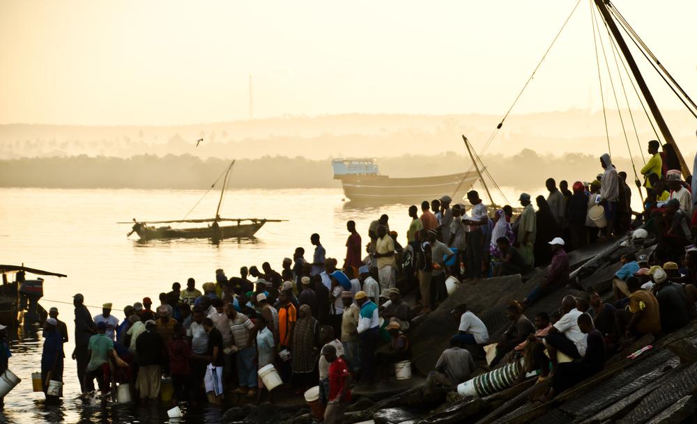 Zanzibar, Tanzania October, 2015