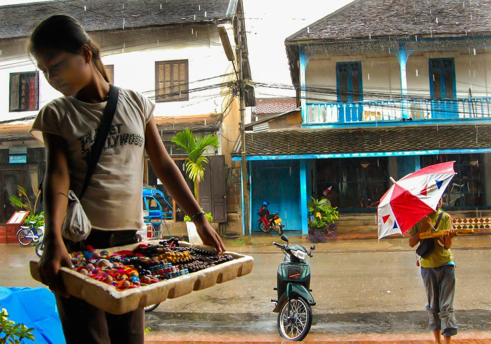 Luang Prabang, Laos 2007