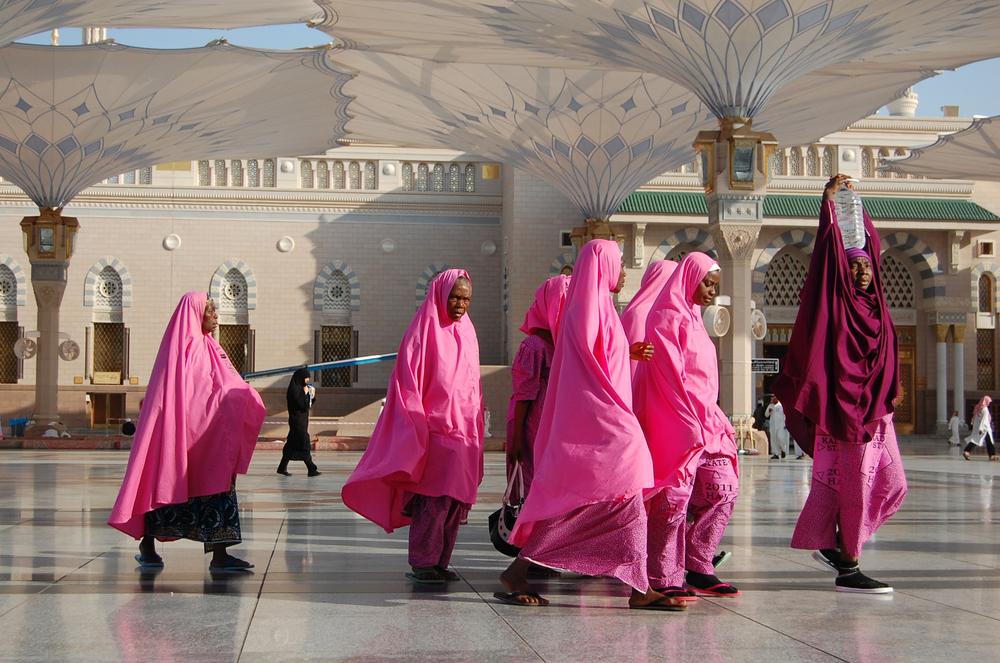 Medina, Saudi Arabia 2011