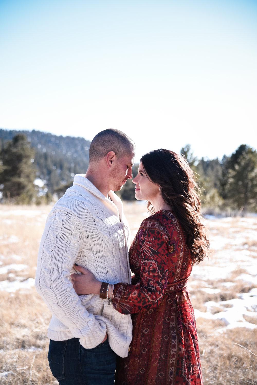Pikes Peak Engagement Session, Colorado Wedding Photographer, Denver Engagement Session, Denver Engagement Photographer, Denver Wedding Photographer, Mountain Engagement Session,