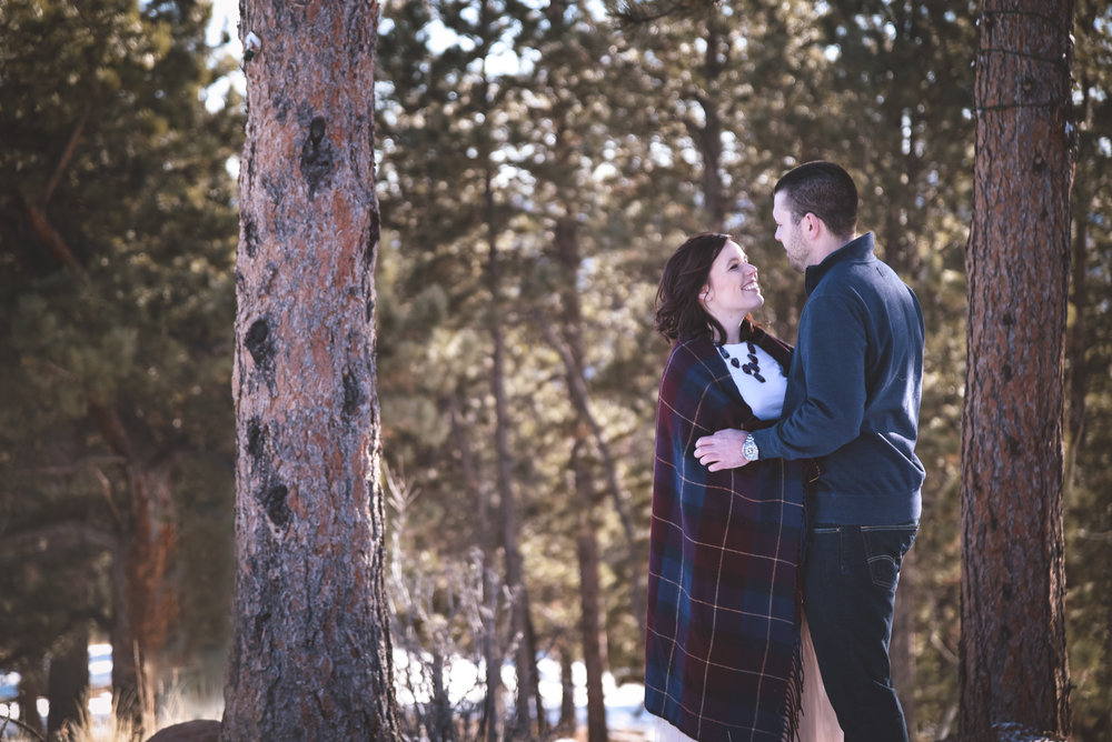 Rocky Mountain Engagement Session, Colorado Wedding Photographer, Denver Engagement Session, Denver Engagement Photographer, Denver Wedding Photographer, Mountain Engagement Photography,