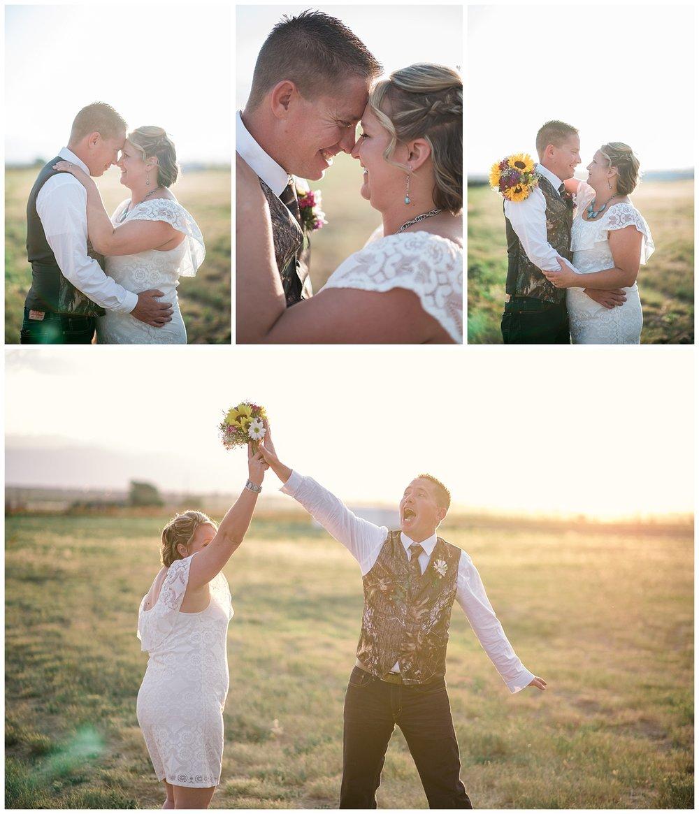 rustic wedding details, colorado wedding photographer, backyard colorado wedding, denver wedding photographer, intimate colorado wedding photographer