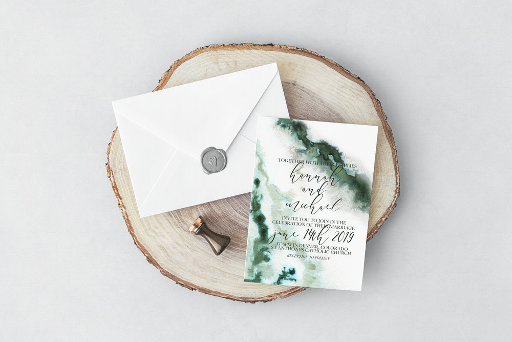 colorado wedding invitation design, wedding invitation design, colorado wedding invitation designer, denver wedding invitation designer