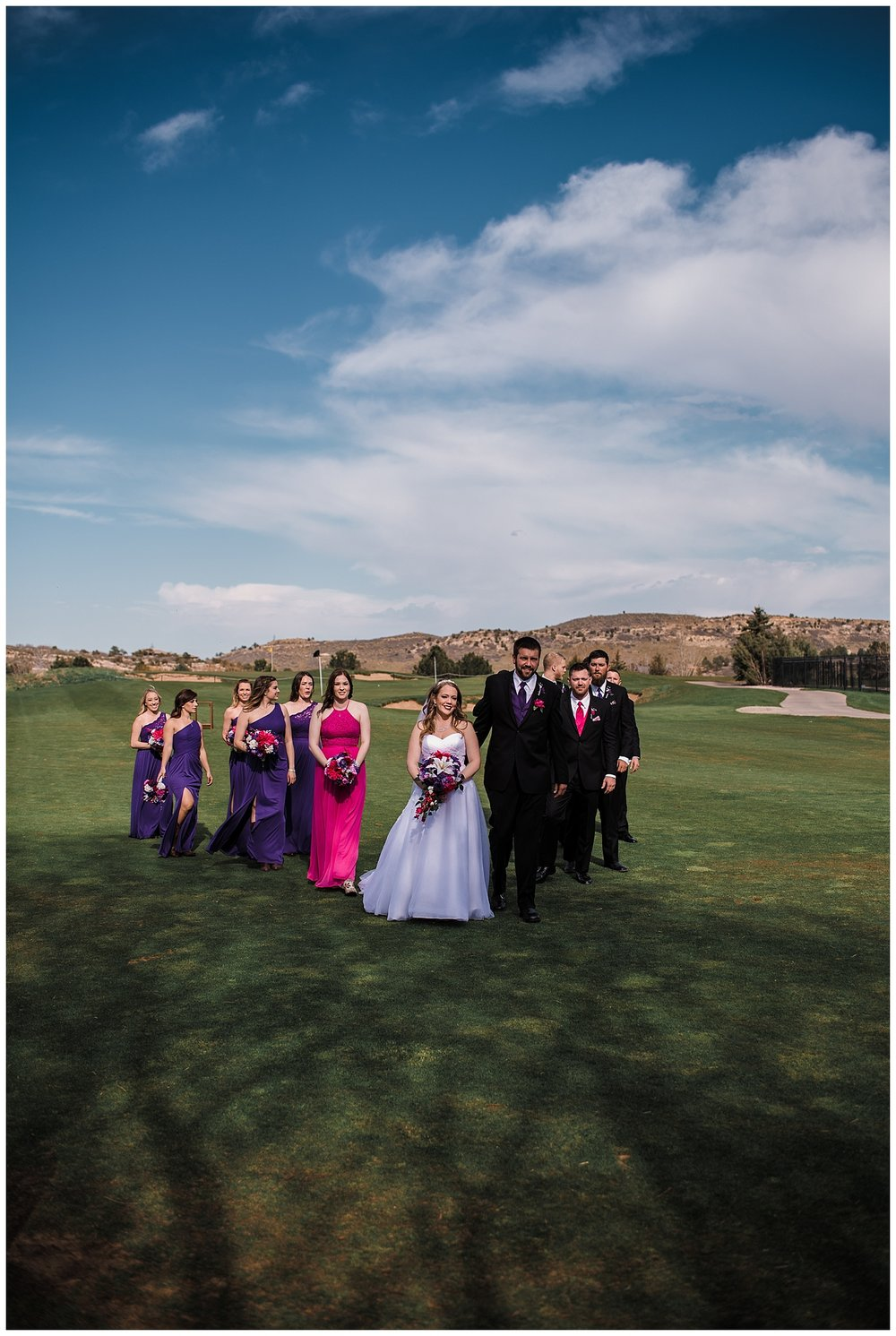 Wedding party portraits, Wedding at Red Rocks Country Club, Red Rocks Wedding, Colorado Wedding Photographer, Denver Wedding photographer, Rocky Mountain Wedding Photographer, Intimate Colorado Wedding Photographer