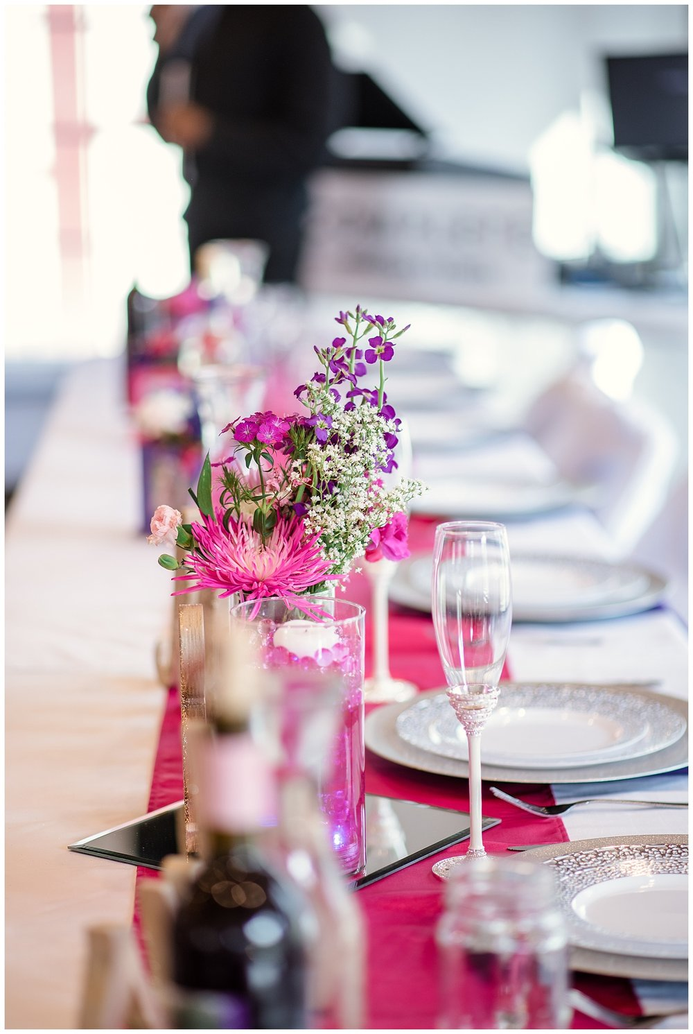 pink and purple wedding reception, Red Rocks Wedding, Colorado Wedding Photographer, Denver Wedding photographer, Rocky Mountain Wedding Photographer, Intimate Colorado Wedding Photographer