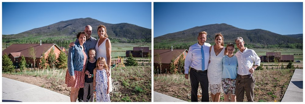 candid wedding guests, YMCA Snow Mountain Wedding, Rocky Mountain Wedding Photographer, Colorado Wedding Photographer, Colorado Elopement Photographer, Denver Wedding Photographer