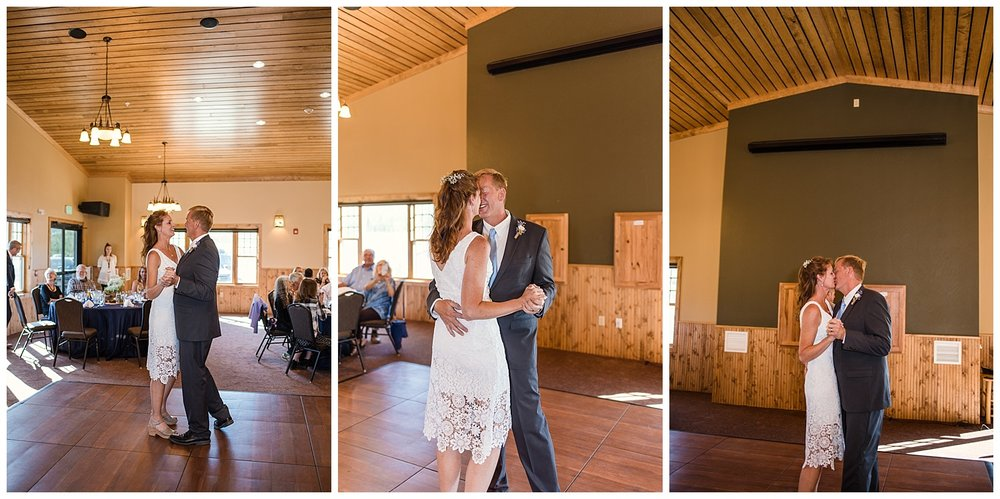 first dance at wedding, YMCA Snow Mountain Wedding, Rocky Mountain Wedding Photographer, Colorado Wedding Photographer, Colorado Elopement Photographer, Denver Wedding Photographer