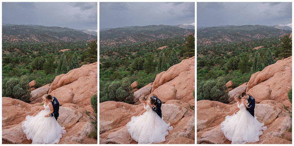 Military Wedding, bride and groom, navy suits, dress blues, Colorado Wedding Photographer, Denver Wedding Photographer, Denver Elopement Photographer, Colorado Elopement Photographer, Rocky Mountain Wedding Photographer, Downtown Denver Photographer, garden of the gods