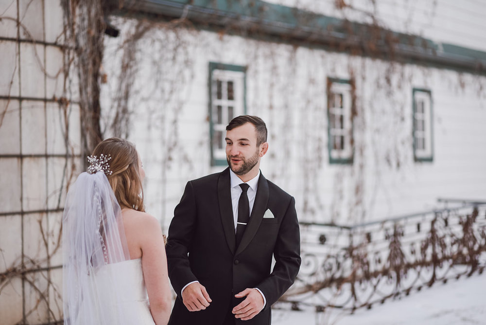 Romantic bride and groom portraits at Lionsgate Event Center, Colorado Wedding Photographer, Denver Wedding Photographer, Downtown Denver Wedding Photographer, Colorado Elopement Photographer, Rocky Mountain Wedding Photographer