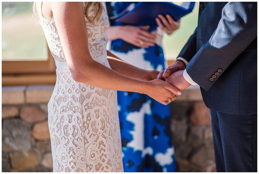 elopement ceremony, colorado wedding photographer, denver wedding photographer, colorado elopement photographer, denver elopement photographer, rocky mountain photographer