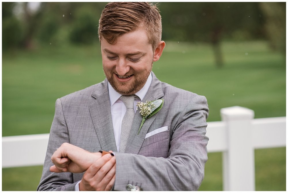groom portraits at the barn at raccoon creek, colorado wedding photographer, denver wedding photographer, colorado elopement photographer, rocky mountain wedding photographer