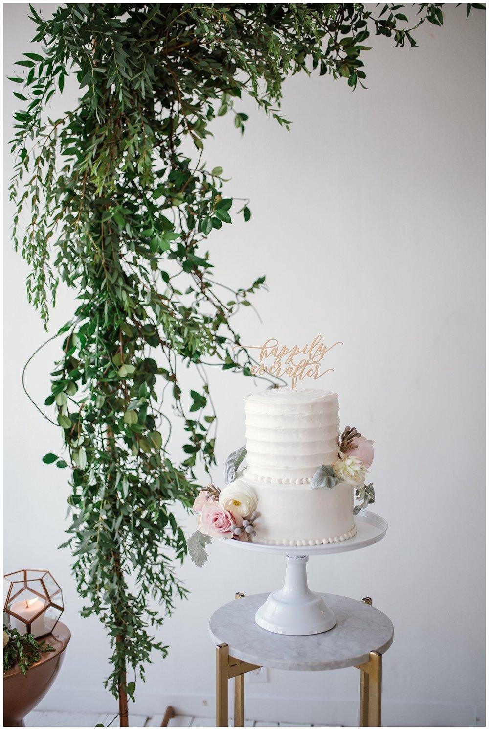 metal tones and pink wedding, copper decor, eucalyptus wedding decor, downtown denver wedding photographer, estes park wedding photographer, colorado wedding photographer,