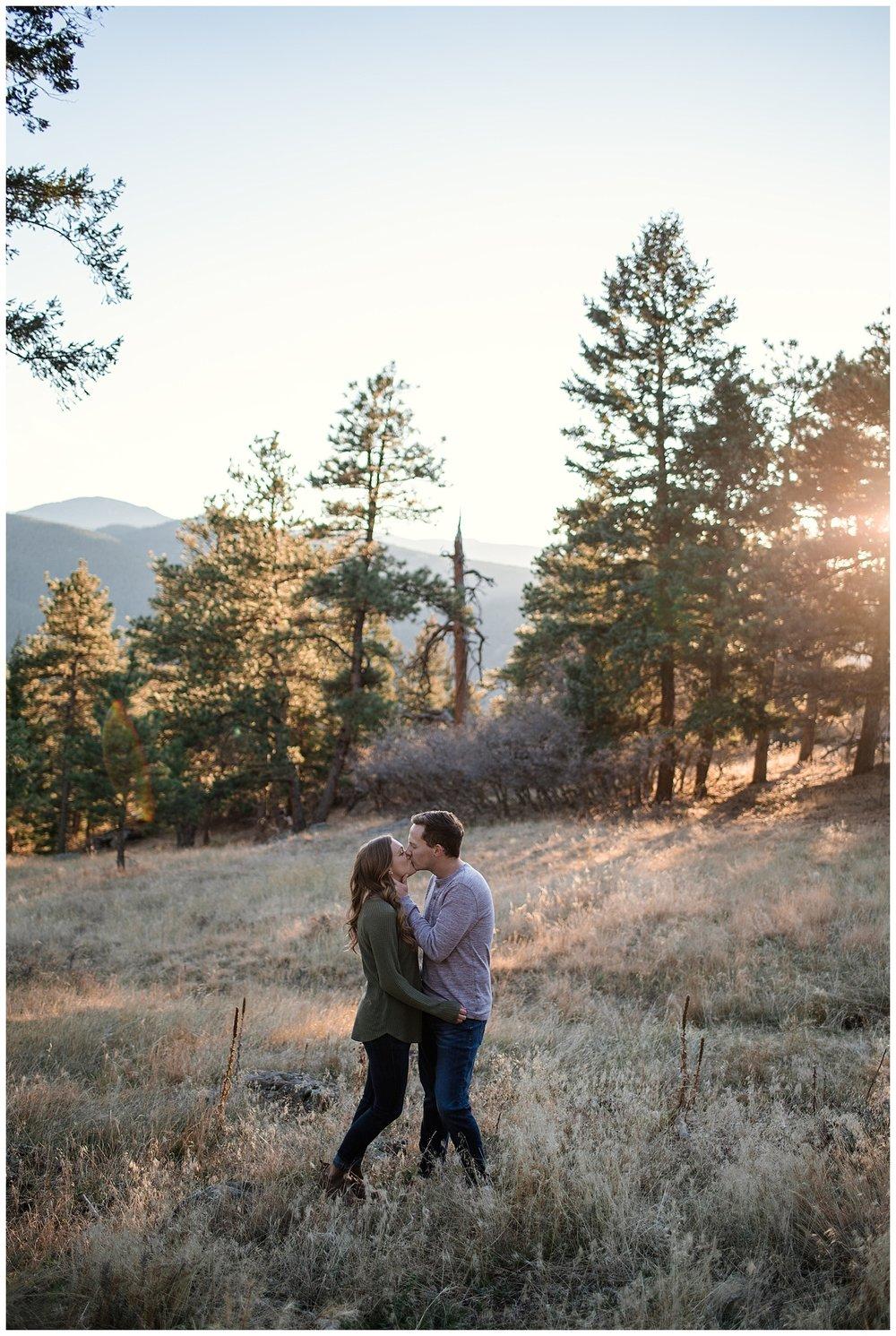 Mt Falcon Engagement Session, Colorado Wedding Photographer, Denver Engagement Session, Denver Engagement Photographer, Denver Wedding Photographer, Mountain Engagement Photography,