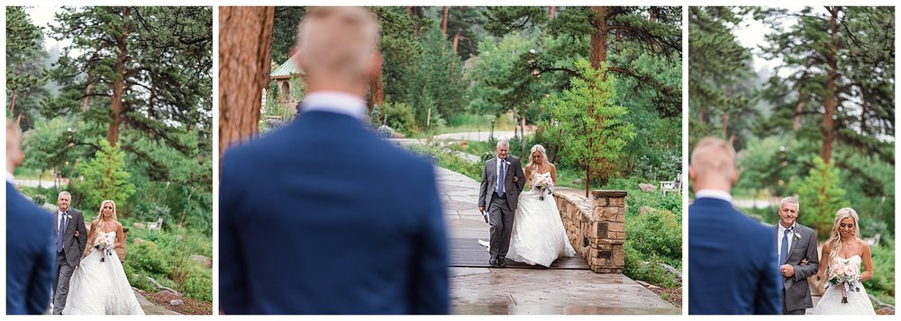 bride and groom photos in estes, Della Terra Mountain Chateau wedding, Estes park wedding, estes park wedding photographer, Colorado wedding photographer, rocky mountain wedding photographer, intimate colorado wedding photographer, small wedding photographer colorado,