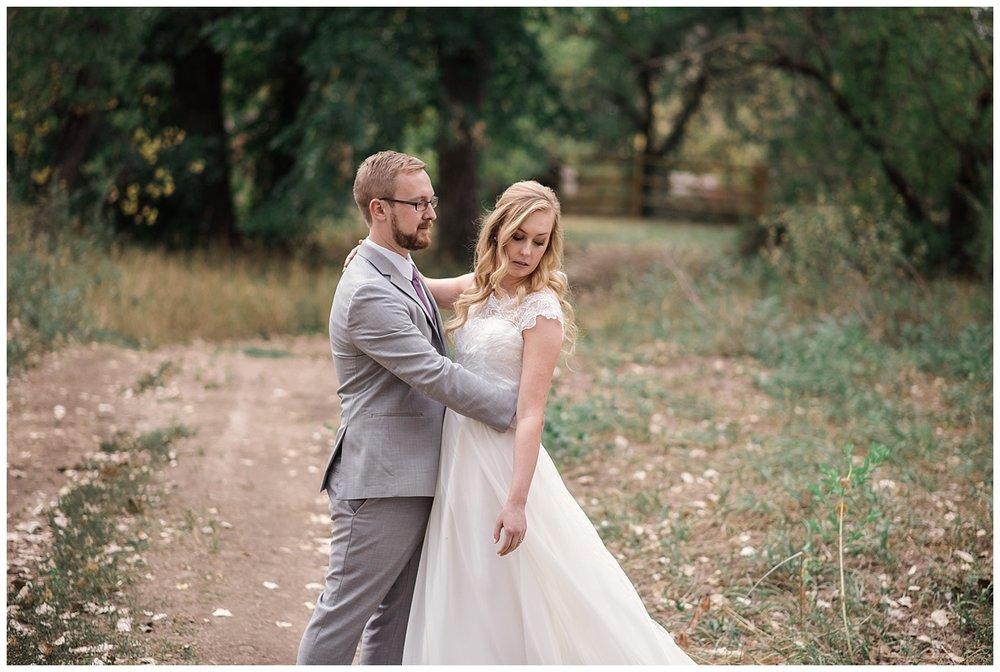 romantic first look in colorado, River Garden Winery Wedding, Colorado Wedding Photographer, Denver Wedding Photographer, Intimate Colorado Wedding Photographer, Colorado Elopement Photographer, Colorado Vineyard Wedding