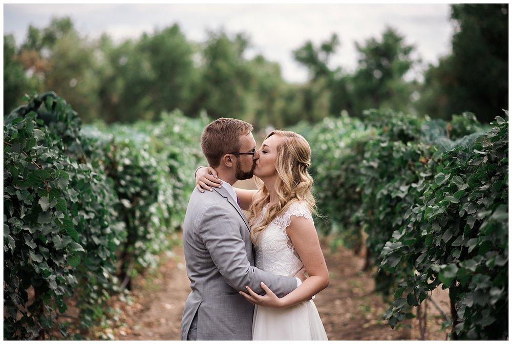 Vineyard wedding, colorado vineyard wedding, denver wedding photographer, colorado wedding photographer