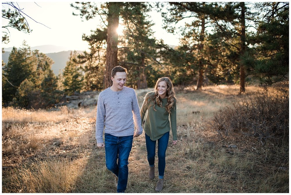 Engagement Photos - $300One hour session includes digital album of edited images and print release, within 50 miles of Denver.