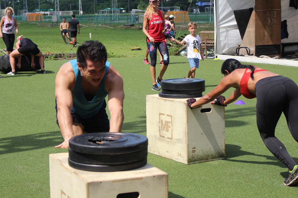 OBSTACLE COURSE RACE TRAINING    A specialised 10-week training program where we work on physical strength, endurance, and practice the skills needed for obstacle course races such as the Spartan Race, Urbanathlon, and the Tough Mudder.    Read more →