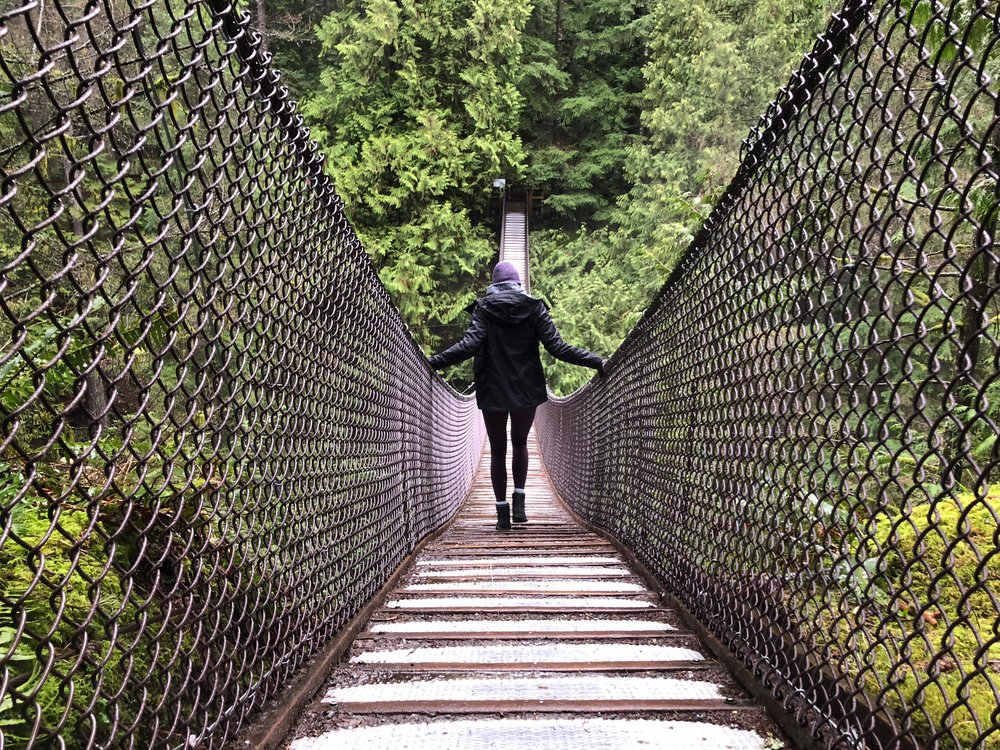 Lynn Canyon Park Suspension Bridge