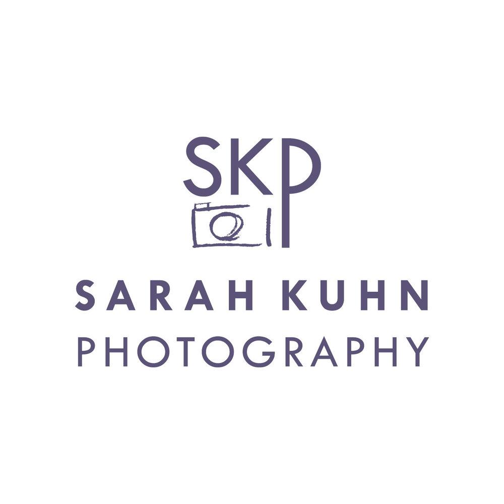 Salt + Sass Design: Sarah Kuhn Photography Logo