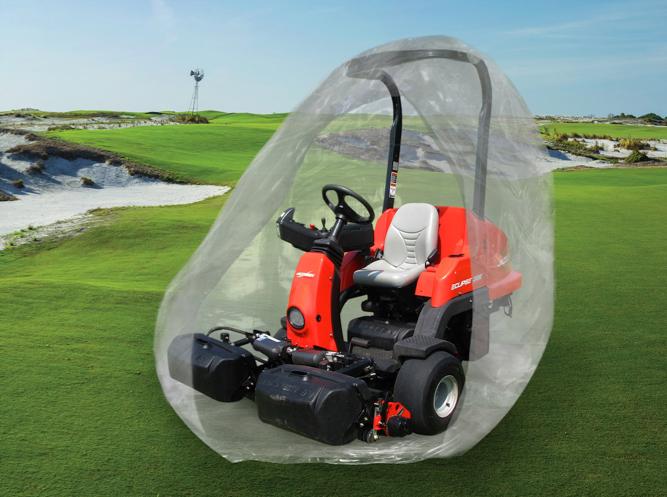 FRA Flood Bag - Flood protection for expensive golf equipment