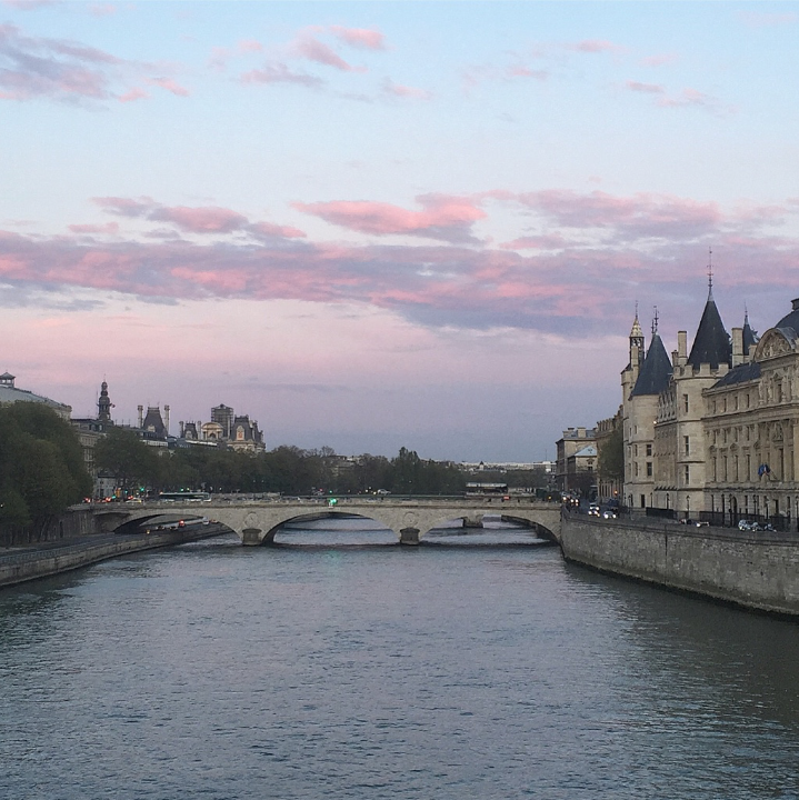 From the Pont Neuf  <3