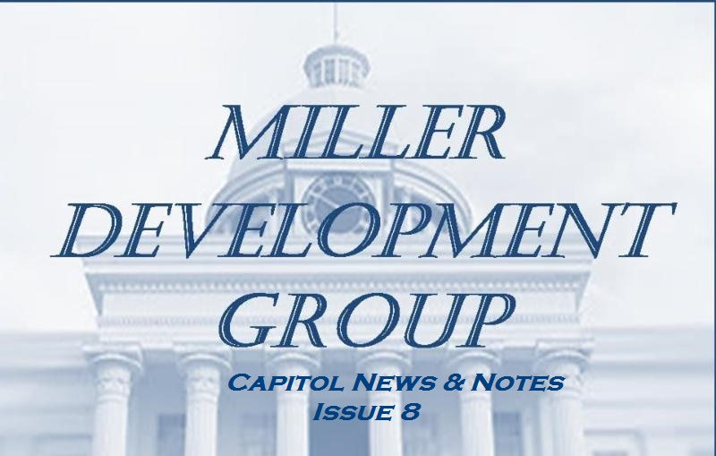 Capitol News & Notes | Issue 8