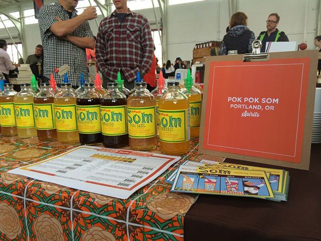 We're in San Francisco pouring Som and Som Soda at @goodfoodawards #goodfoodmerc today and @craftcarejoy #FancyFoodShow #WFFS16 Sunday-Tuesday. Hope to see you there!