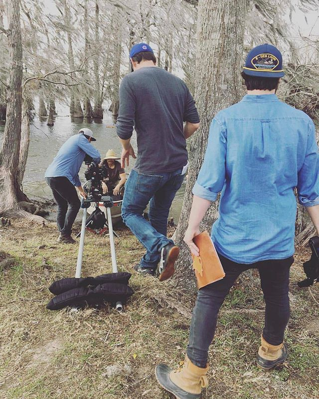 Wrapped a #crypttv short a few weeks back with @fablehouse.tv and some of our favorite people -- #crypttv #louisiana #lakemartin #breauxbridge #filmlouisiana #filmla #redepicdragon #dannadolly filmtexas #houstonfilm #shortfilm #horror #comingsoon