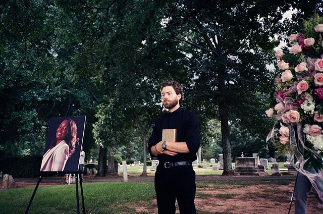 Before the rain @tylercorie -- Shreveport 2015 -- Jackdaw. Photo by @ransomashley ⠀ #jackdawthefilm #louisiana  #filmlouisiana #filmla #redepicdragon #filmtexas #houstonfilm #shortfilm #thriller #mtv #redepic #shreveport #lafilmprize #film #feature