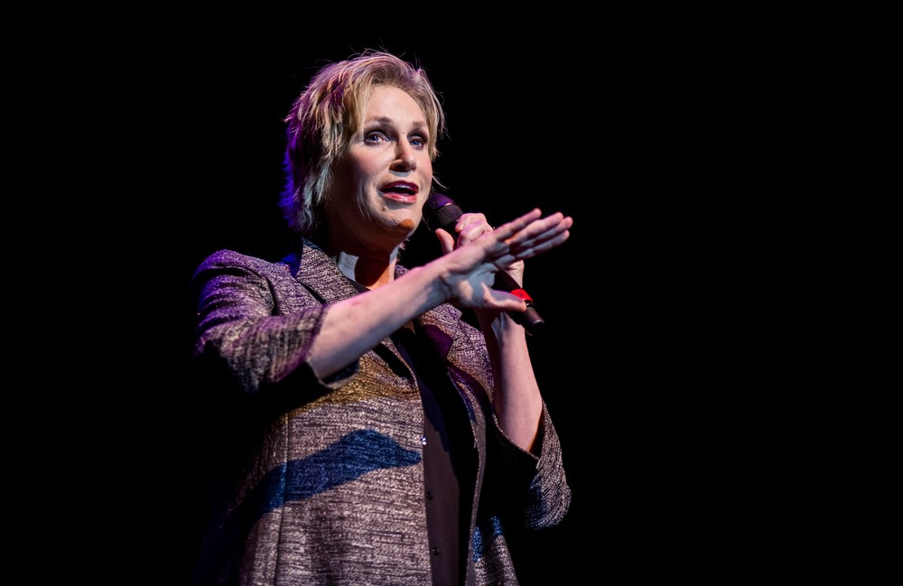 Jane Lynch at Scottsdale Center for the Performing Arts, 1/23/16