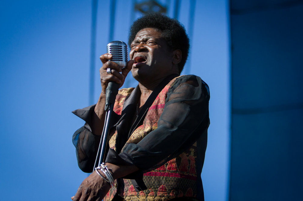 Charles Bradley: Photo by Melissa Fossum