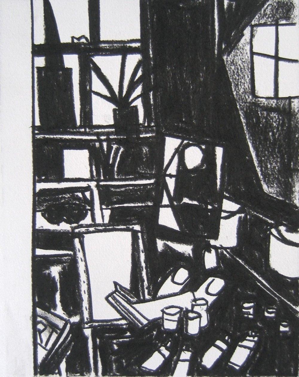 Hudson Drawings (2003-2006)