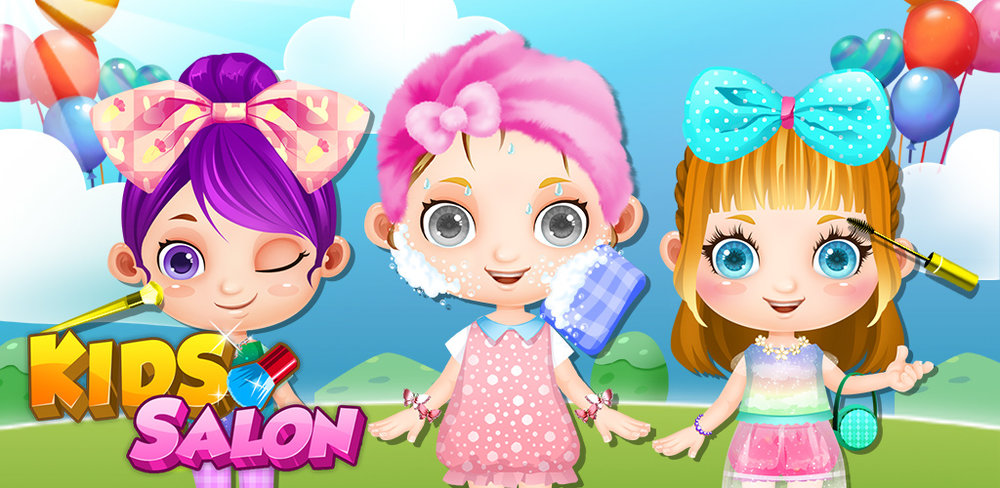 Fun Kids Beauty SPA Adventure  This is an exciting game you can play that lets anyone run their own style salon, complete with makeover, dress up and outfit rooms!