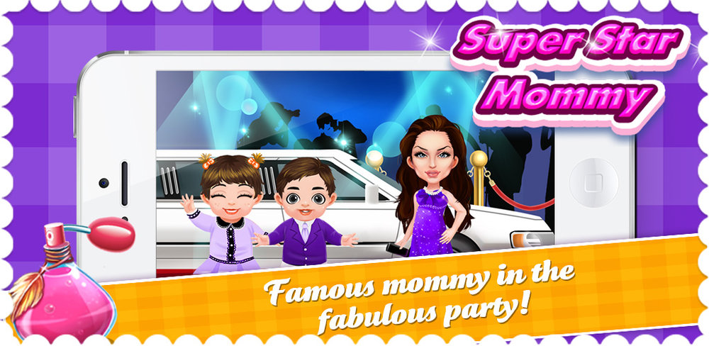 Superstar Mommy Hollywood Baby  The Super Stars are pregnant and need your help to have happy, healthy babies.
