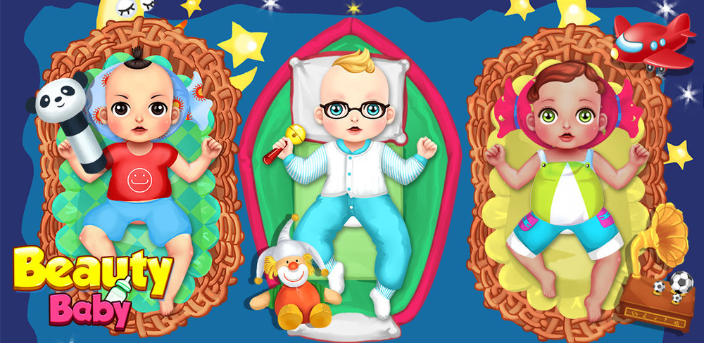 Baby Care & Play - In Fashion!  I know that you must dream of becoming a kid pop star. I also know that you want to be prettier.