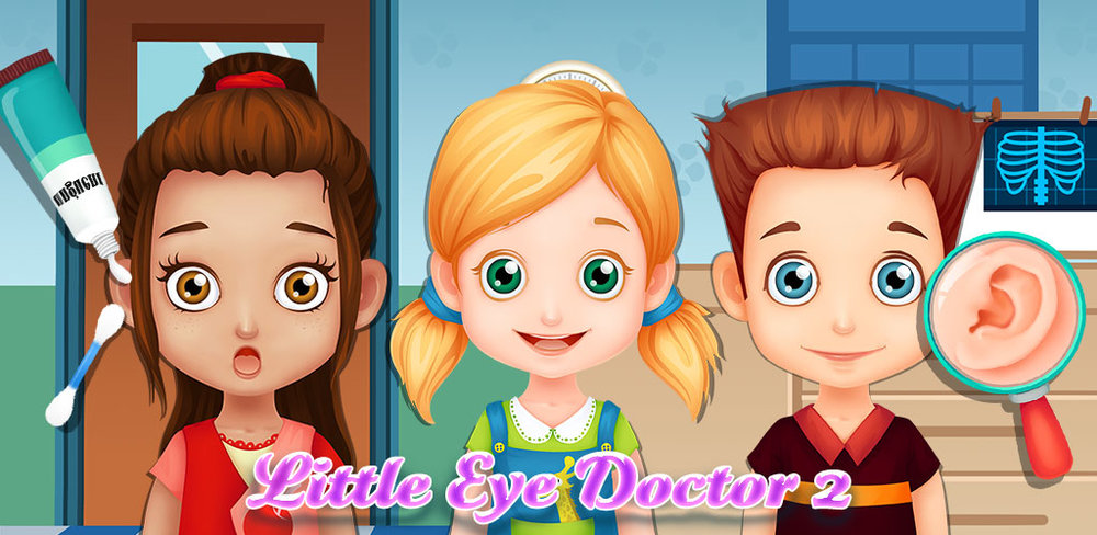 Ear Doctor - Baby Surgery Game  Hey little doctors, these kids are in badly need of your help with their ears!