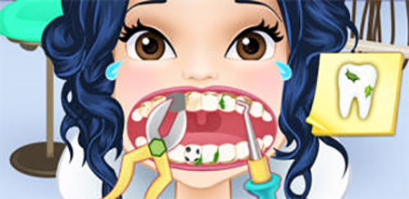 Princess Dentist - Free Games Uh - Oh! It's been too long since your favorite princesses have seen the dentist! Looks like there is only one person that can help....YOU!