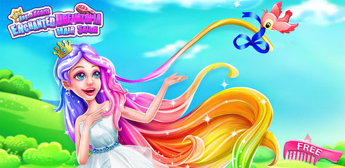 Dreamtopia Hair Salon  It's annual party time. Come princess hair salon to help our princesses.