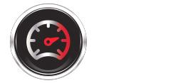 Alertas técnicas del vehículo   Suministra alertas de exceso de velocidad, estado de las puertas, batería baja y batería desconectada.