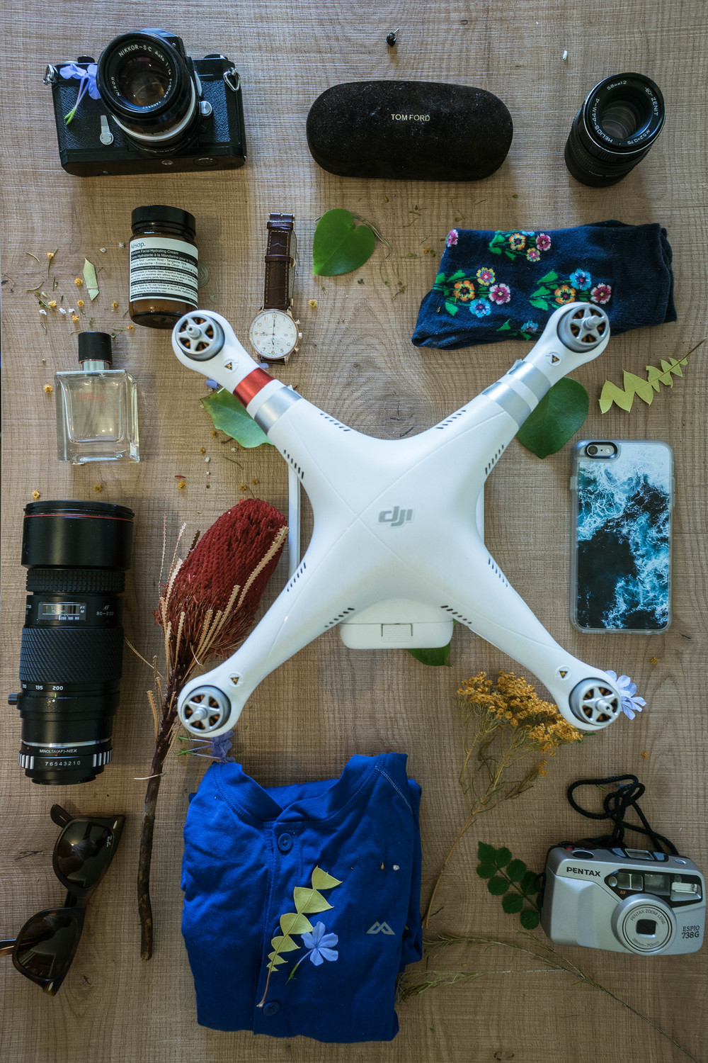 DJI Phantom 3 Advanced   Another Spontaneous purchase, still loving it disregard the CASA regulations.