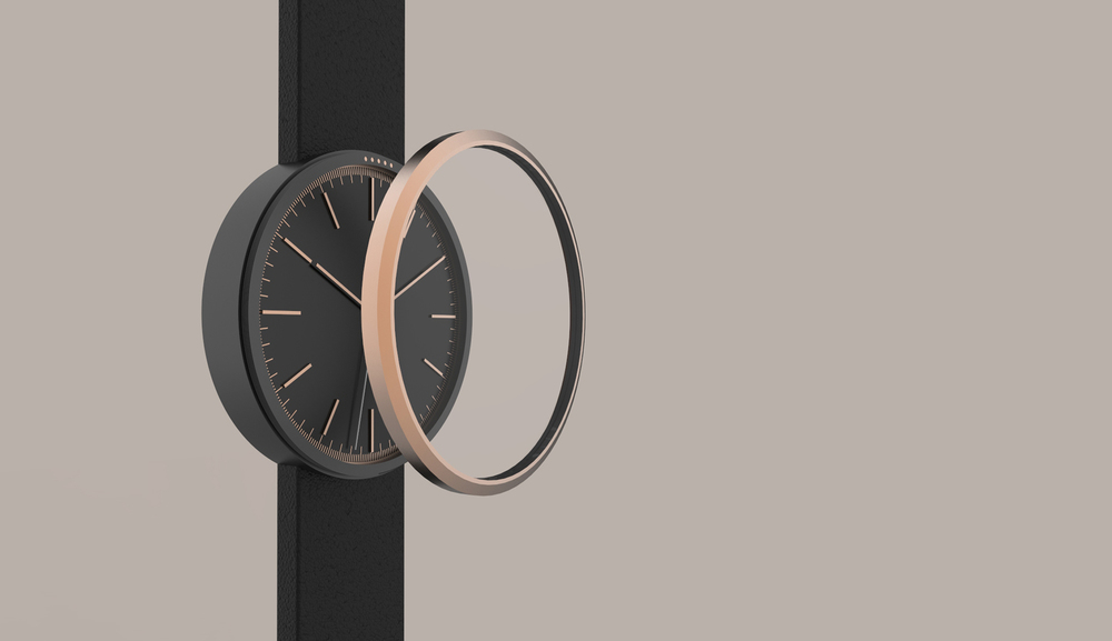 HYBRID MODULAR SMARTWATCH - Wearable Concept