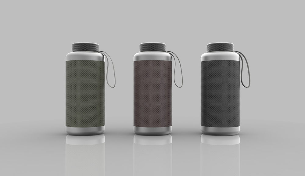 MAGNETIC WATER BOTTLE - Lifestyle Concept