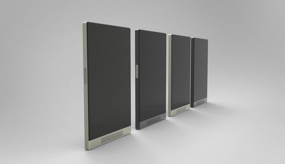 SOLAR PHONE - Concept Design