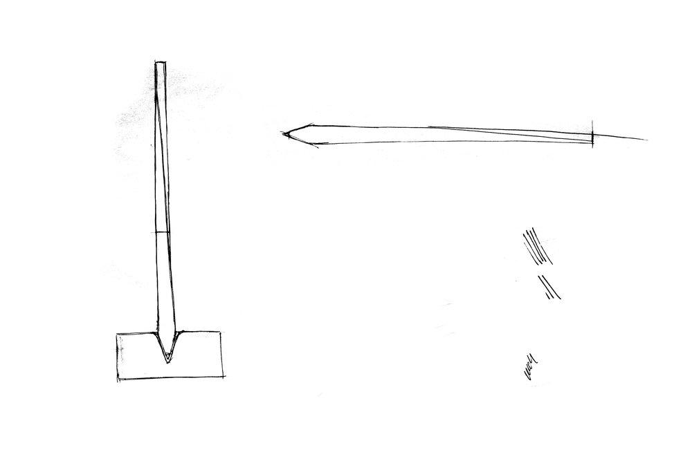 Era Pen sketch by KAMP.studio